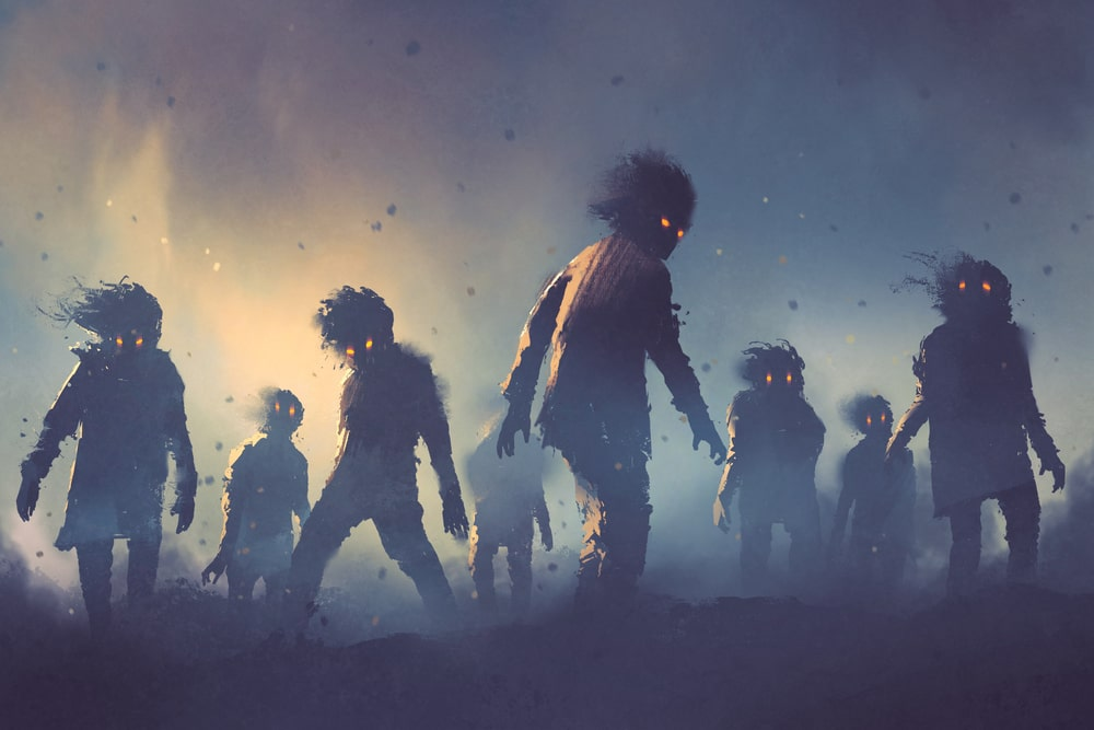 Top 5 Zombies Movies You Cannot Miss